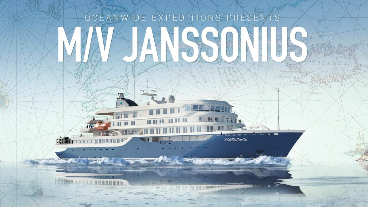 Oceanwide Expeditions orders new PC 6 cruise ship
