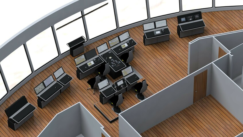 Carnival orders bridge systems for new expedition cruise ships