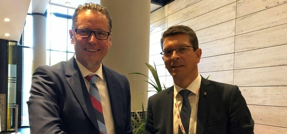 Kongsberg and DNV GL sign MoU to 'digitalise maritime'