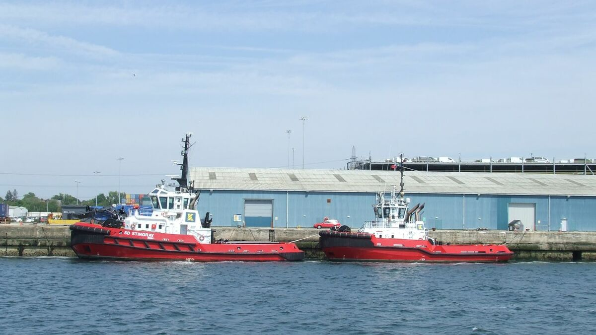 Kotug uses PortX's OptiPort for optimising its harbour tug dispatching