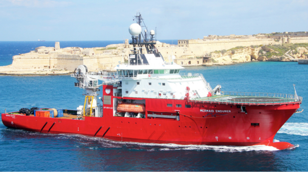 Thai OSV owner restructures debt on two DSVs