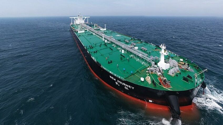 Dalian Shipbuilding completes sea trials of first 'intelligent' VLCC