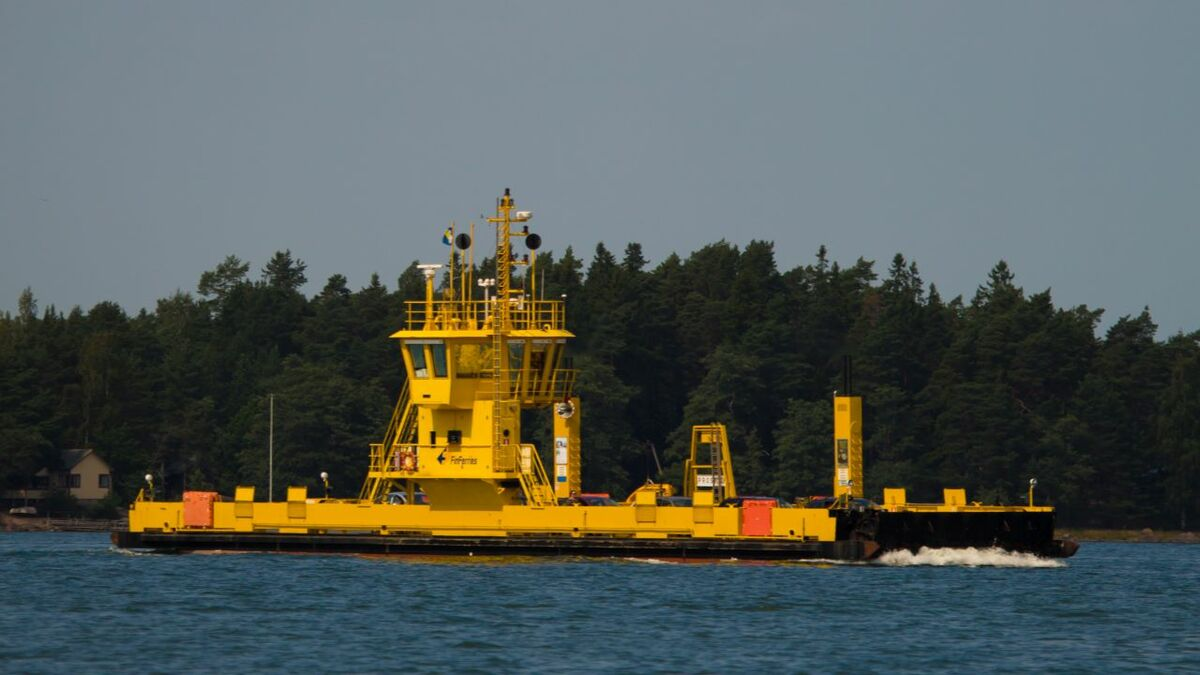 Finnish ferry to cut emissions via diesel-electrical drivetrain retrofit