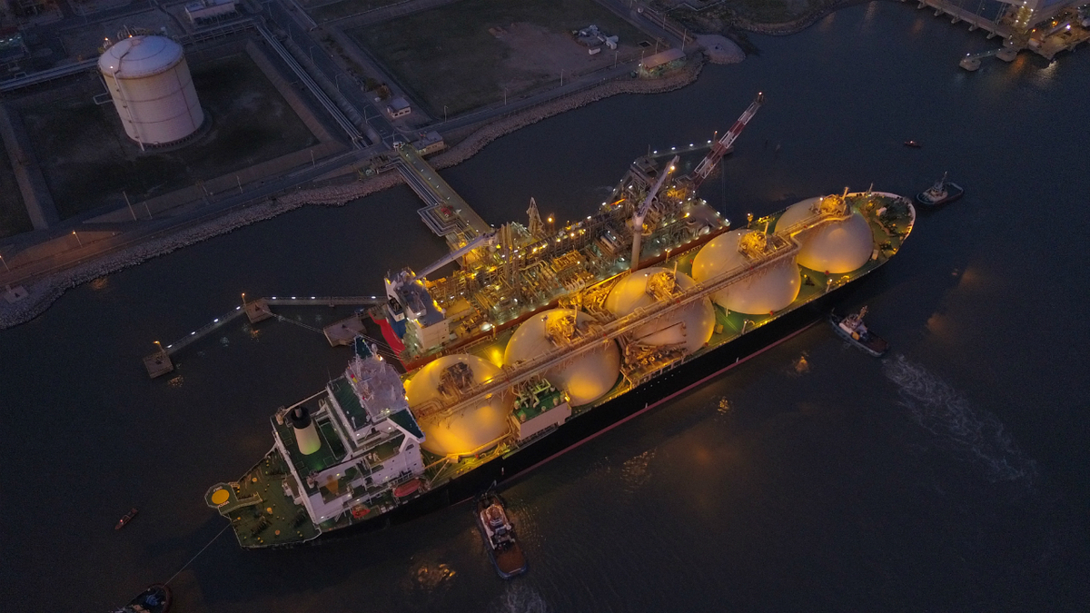First FLNG in Americas makes Argentina LNG exporter