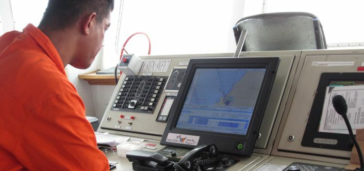 Navigators use the latest ENCs on cyber secure ECDIS (source: Naval Dome)