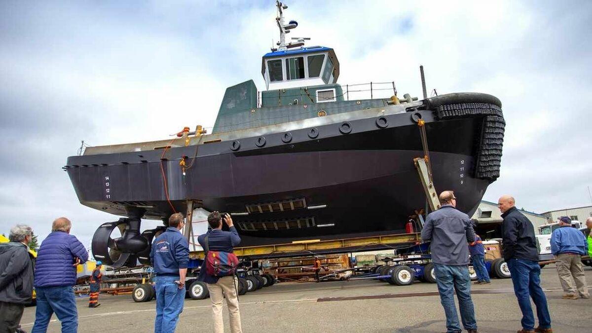 Western-Towboat-tug-launch-Mariner-Seattle
