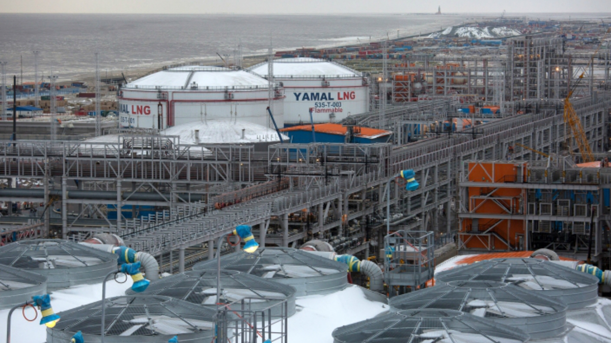 Novatek's Yamal LNG shipped its first cargo to Japan in June (image: Total)