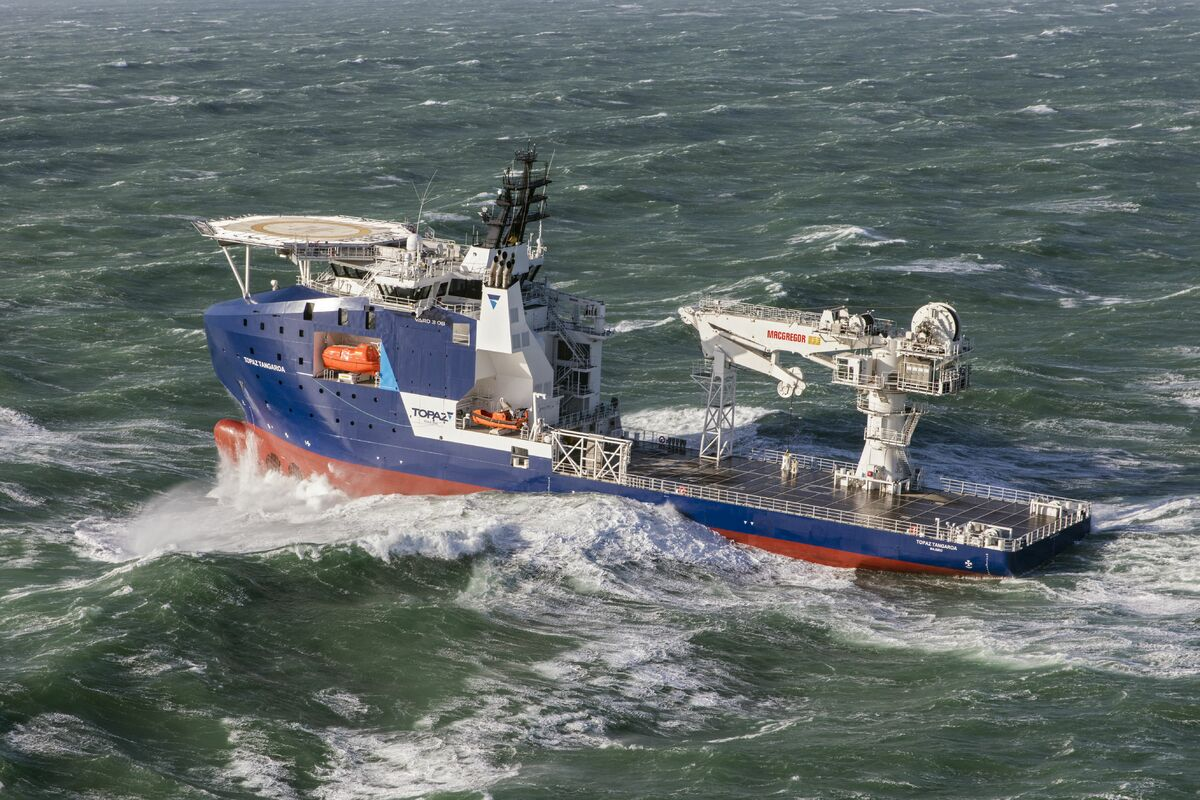 Topaz Energy & Marine is best known as an owner and operator of OSVs