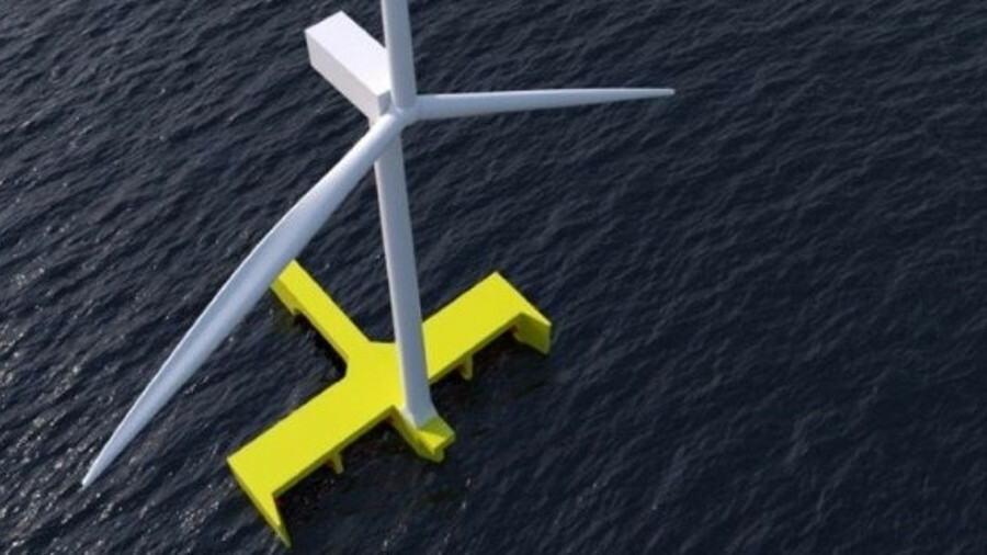 X FPP's floating wind/wave unit has been under development for several years and is at last set to b