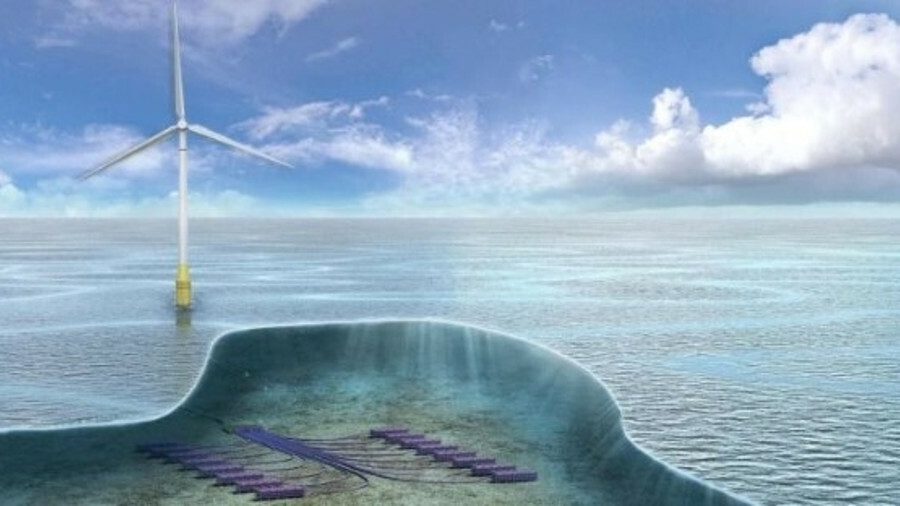 X Technip FMC is studying the use of subsea storage tanks for hydrogen that could be used offshore a