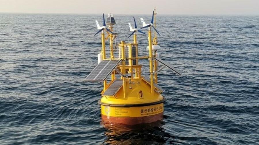 Floating LiDAR installed to kick-start Korean floating wind project