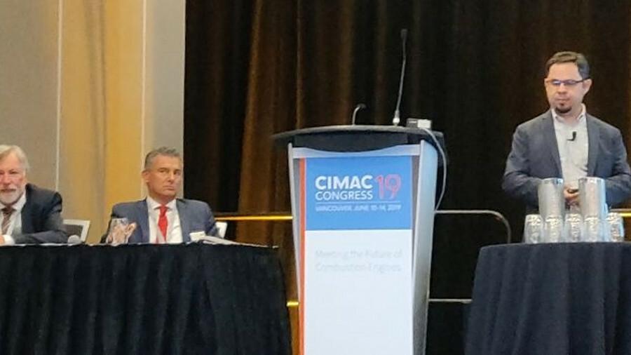 Philippe Renaud (CMA CGM): New technologies needed to reach 2050 targets