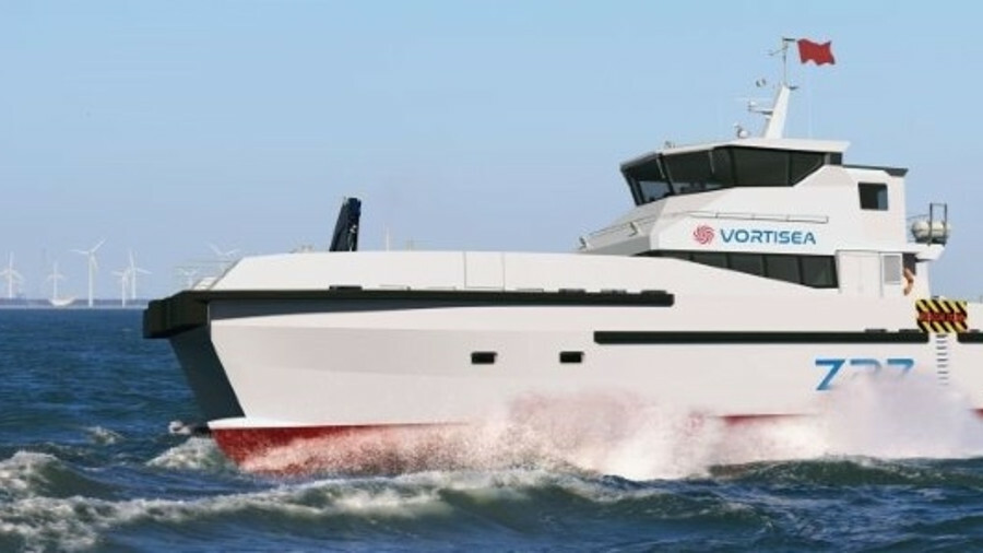 WSC is branching out into the market for crew transfer vessels with its 'Vortisea' design