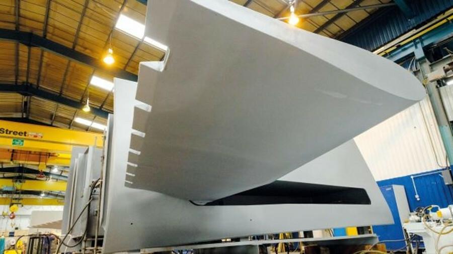 Ice-ready stabilisers installed on Poseidon cruise ship