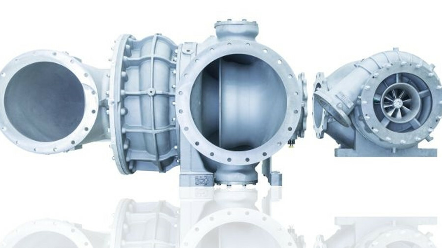 Two-stage turbocharging is finding its way onto more marine engines
