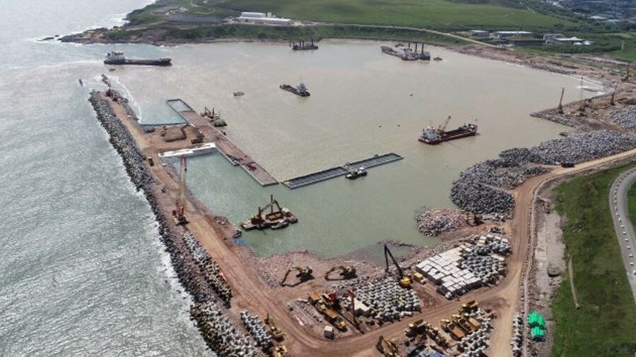 Transforming Aberdeen into Europe's energy port