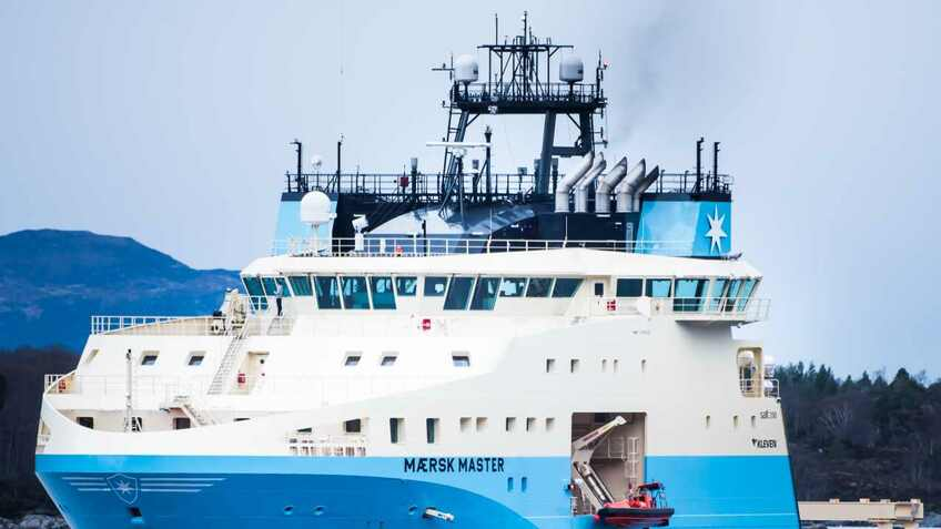 Maersk delivers dedicated charterer broadband after FX renewal