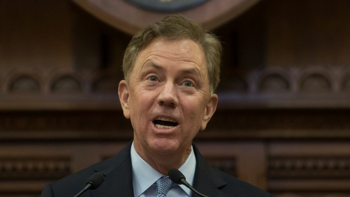 Governor Ned Lamont signed legislation authorising offshore wind in June 2019 (CT House Republicans)