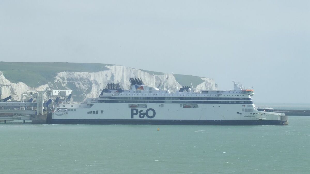 Vessel tracking radar helps Port of Dover ferry operations
