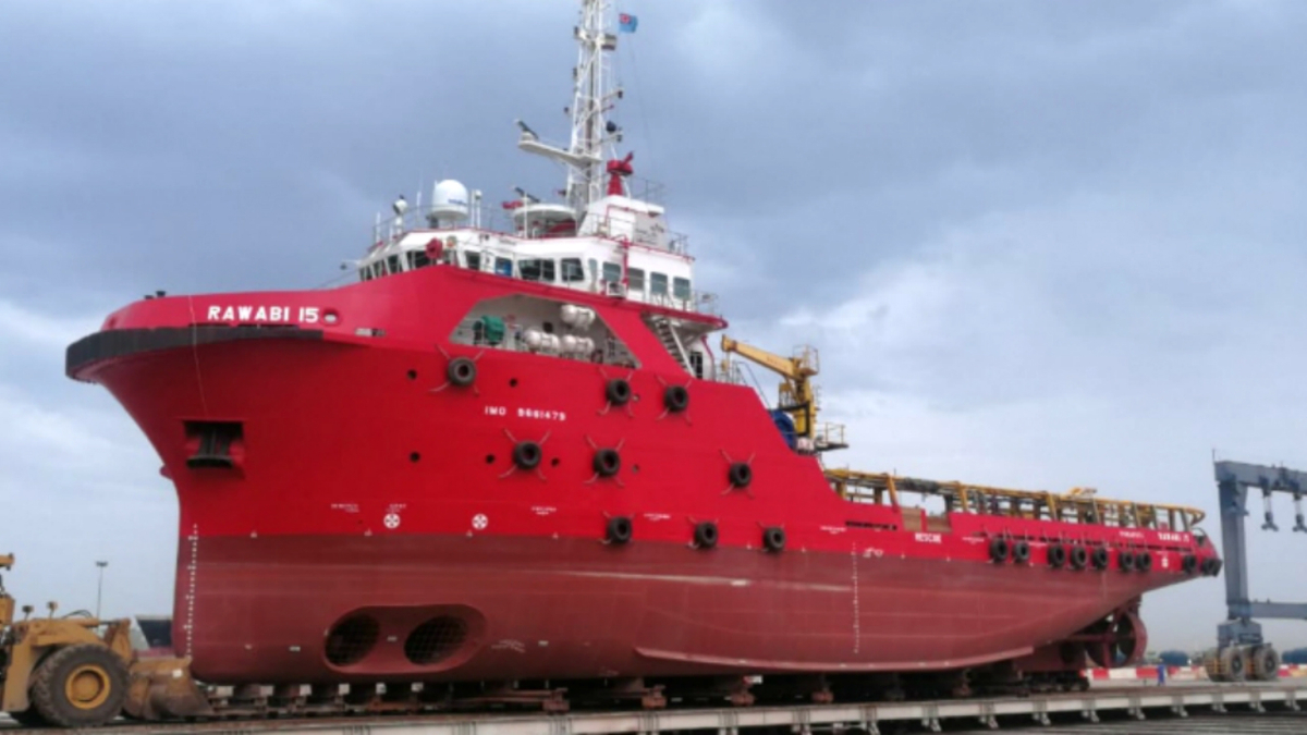Saudi OSV owner refits fleet with DP2 systems