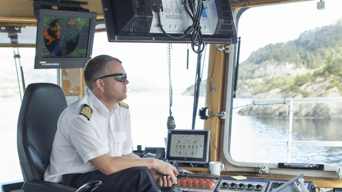 The human element is a vital asset for e-navigation in the future (source: Wärtsilä)