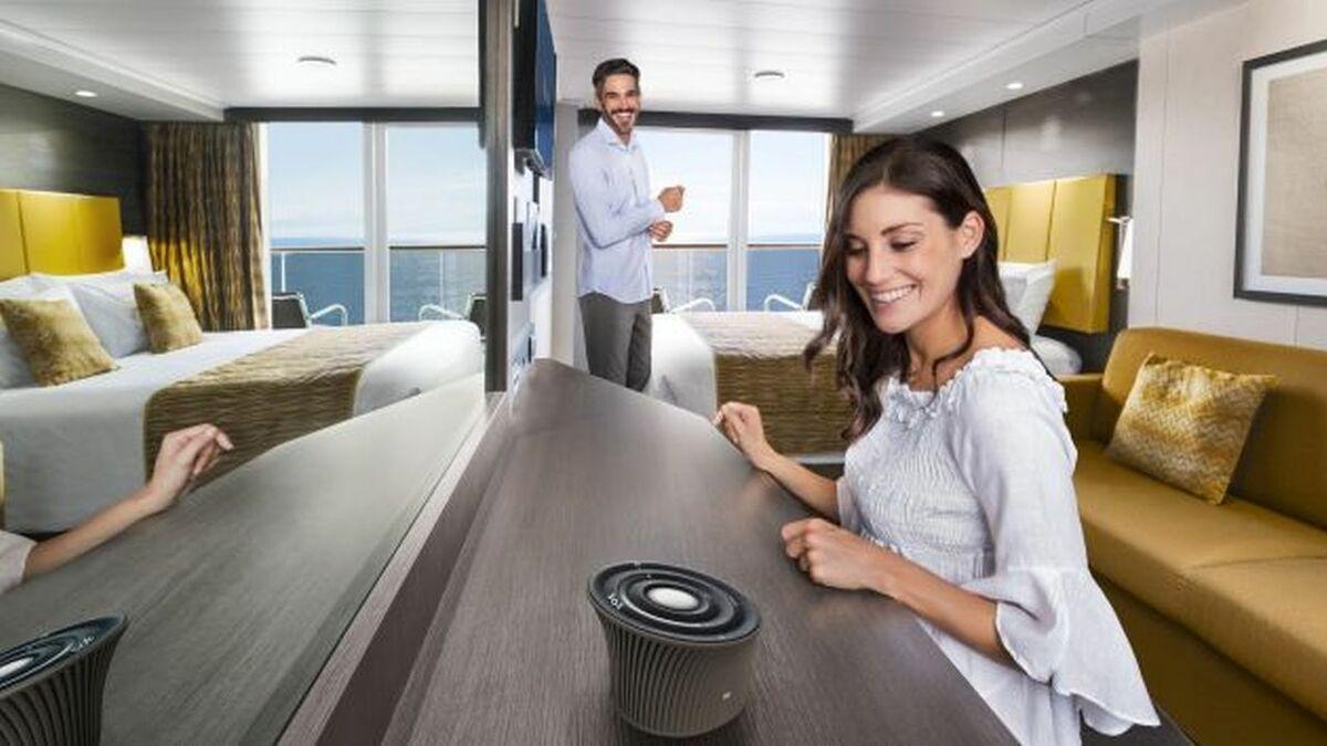MSC Cruises: bringing Zoe to life