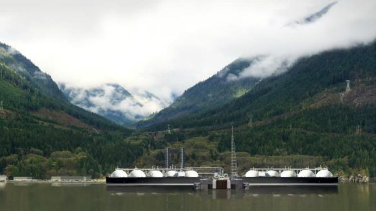 Construction on the Woodfibre LNG Export facility could begin as soon as this year
