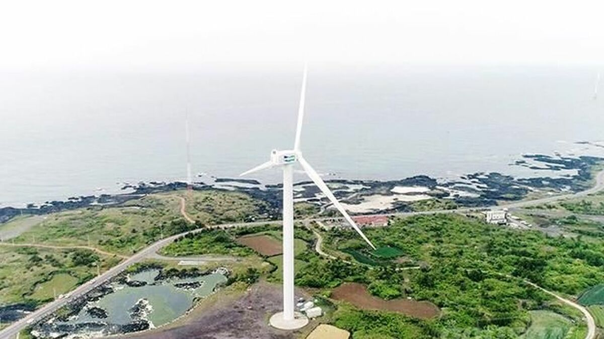 South Korean giant to commercialise 8-MW offshore wind turbine