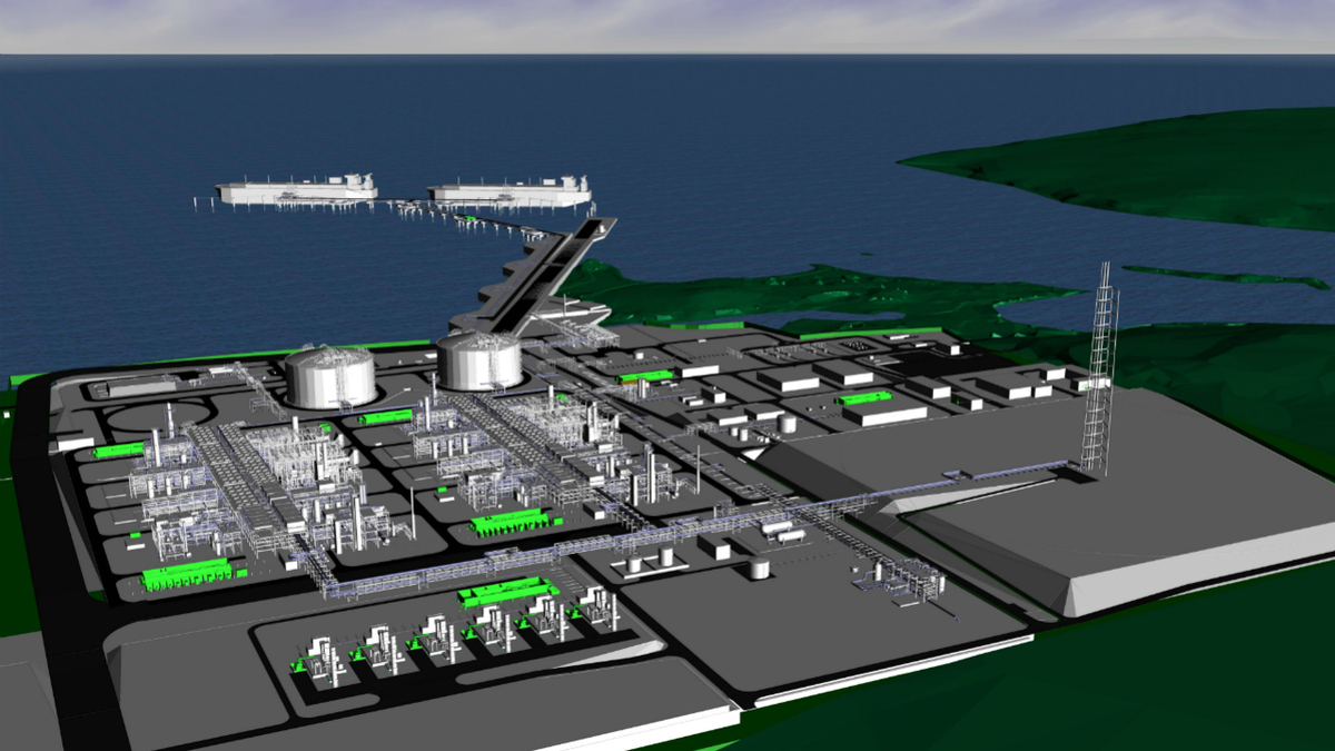 FID for Canada's first east coast LNG export facility in 2020