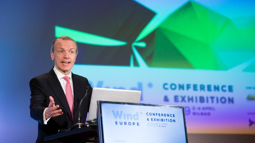 WindEurope CEO Giles Dickson has highlighted the ever-reducing cost of offshore wind energy