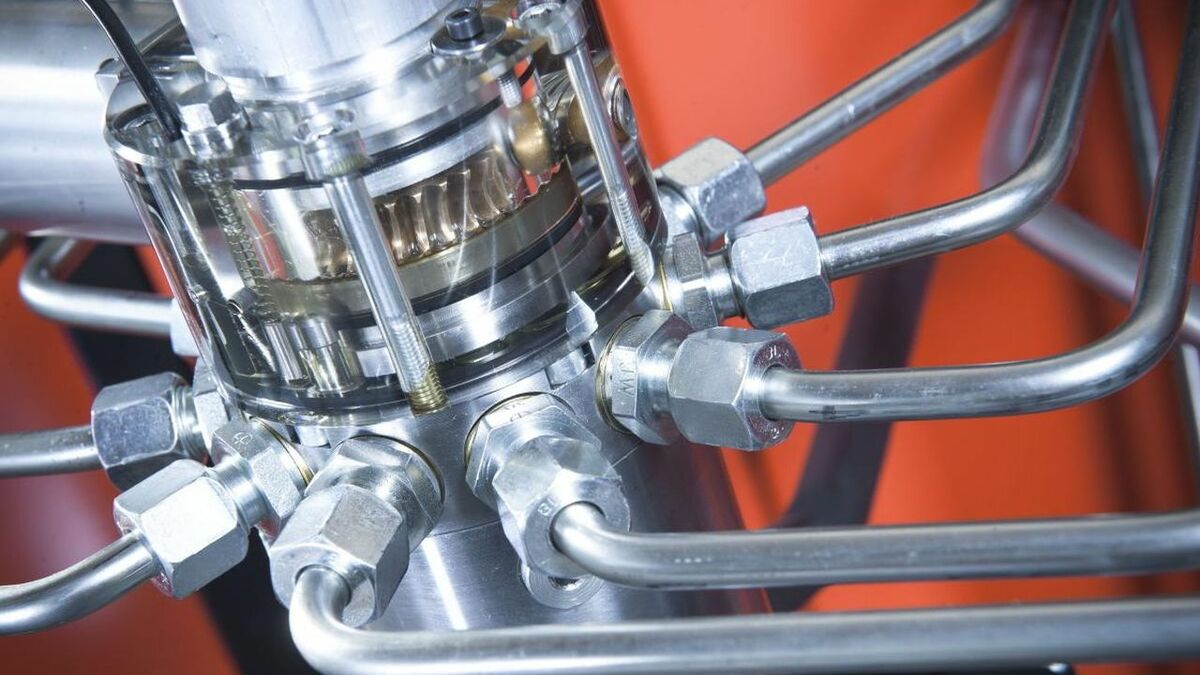 Lubrication injection is essential to protecting cylinders from harmful wear