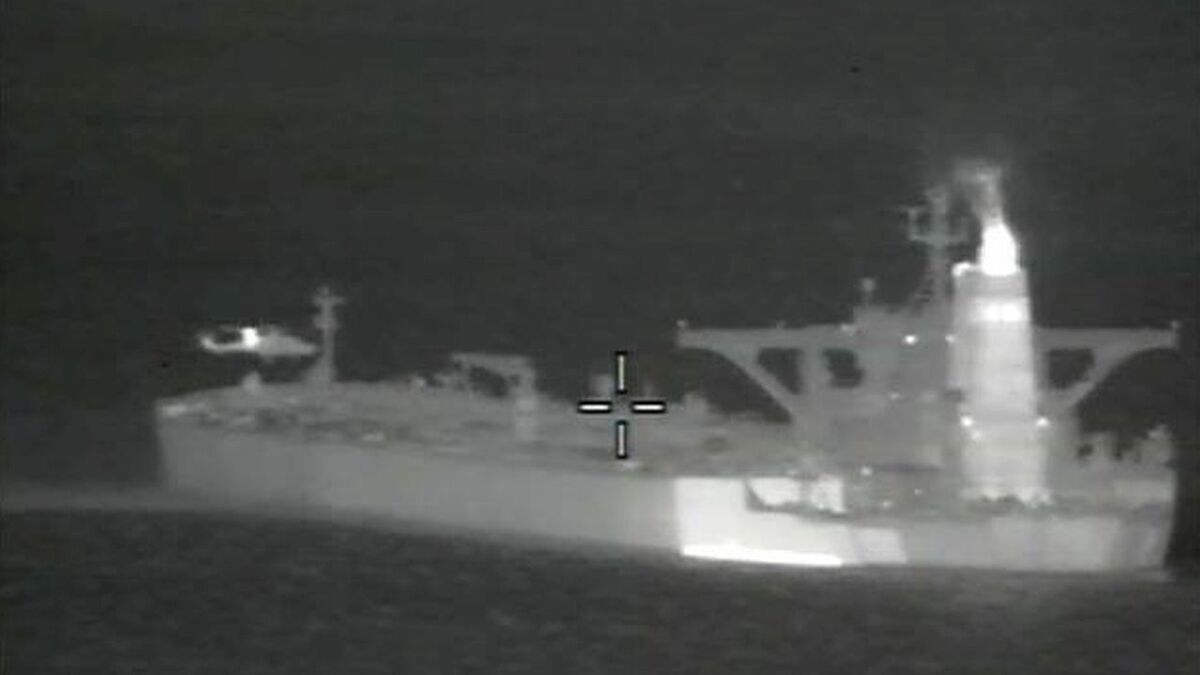 What we know about detained Iranian tanker Grace 1