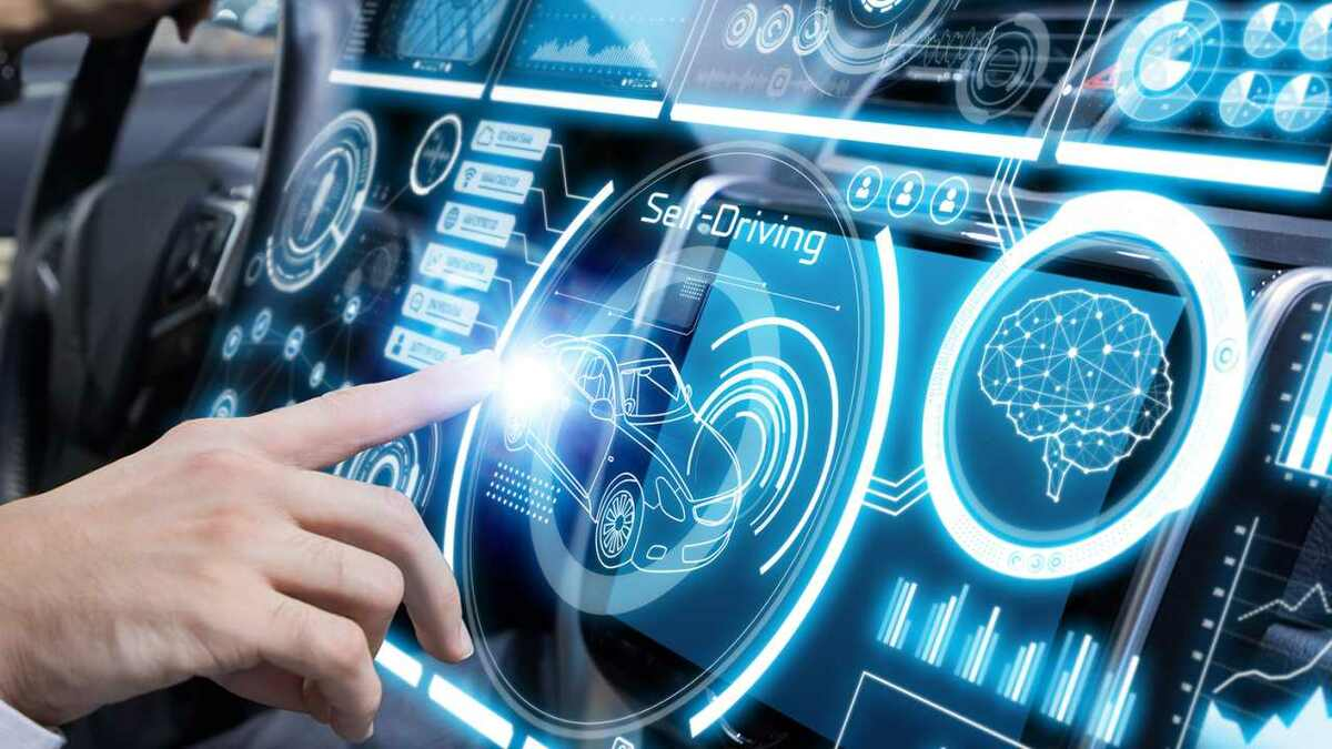 Gesture recognition technology could be adapted for vehicles and vessels (source: Fraunhofer IPMS)