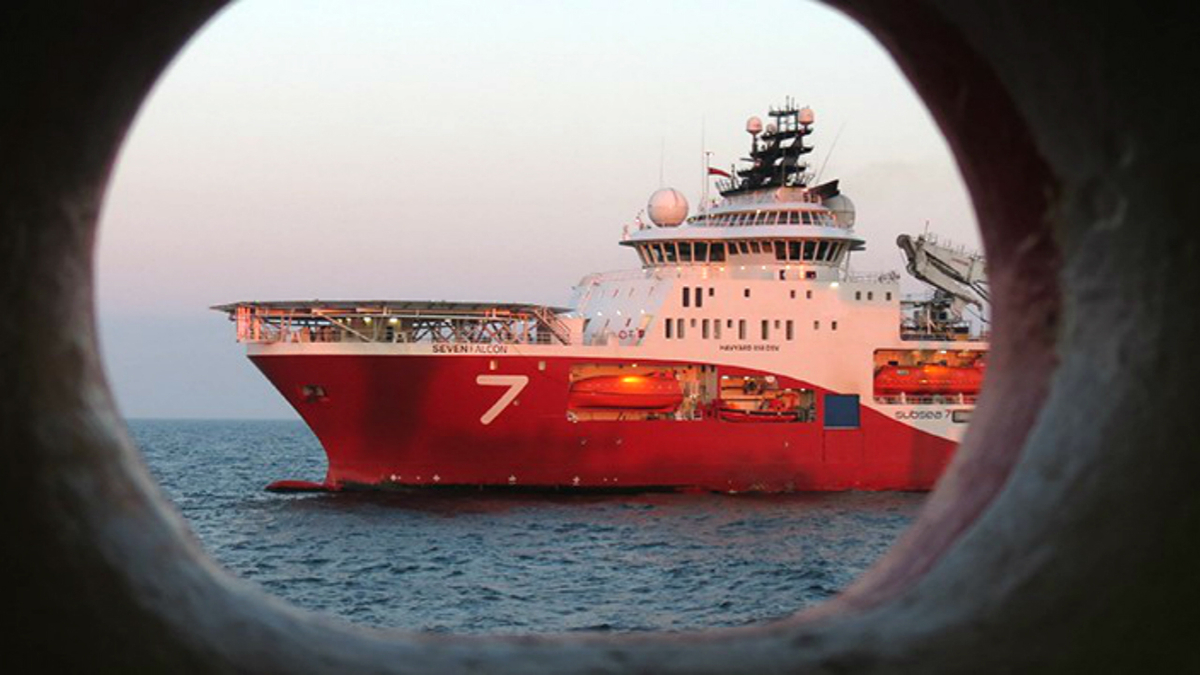 Subsea 7 reels in Scandinavian North Sea work