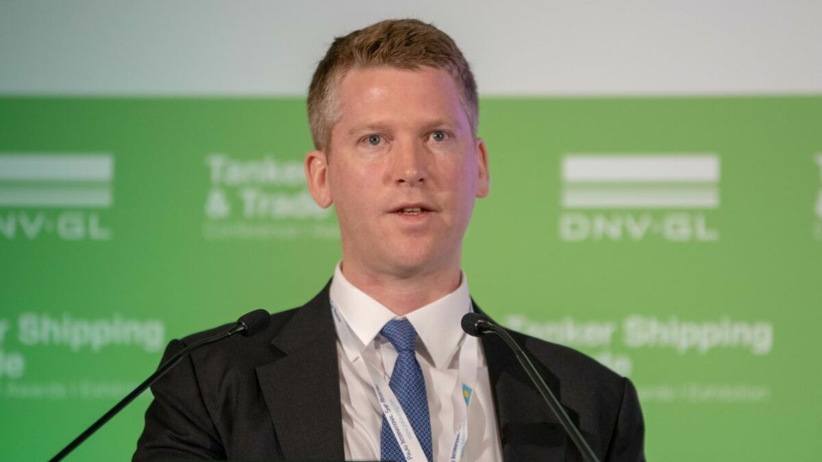 Tim Smith, director of oil and tanker markets at Maritime Strategies International