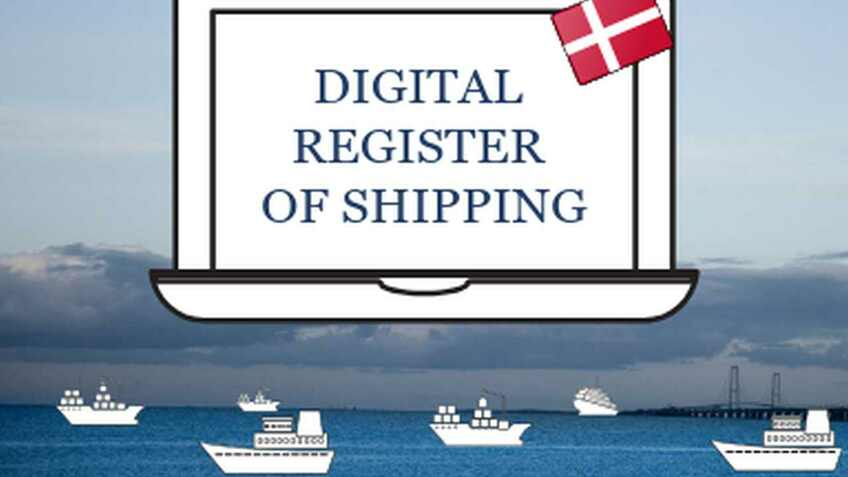 Digital ship registry is coming