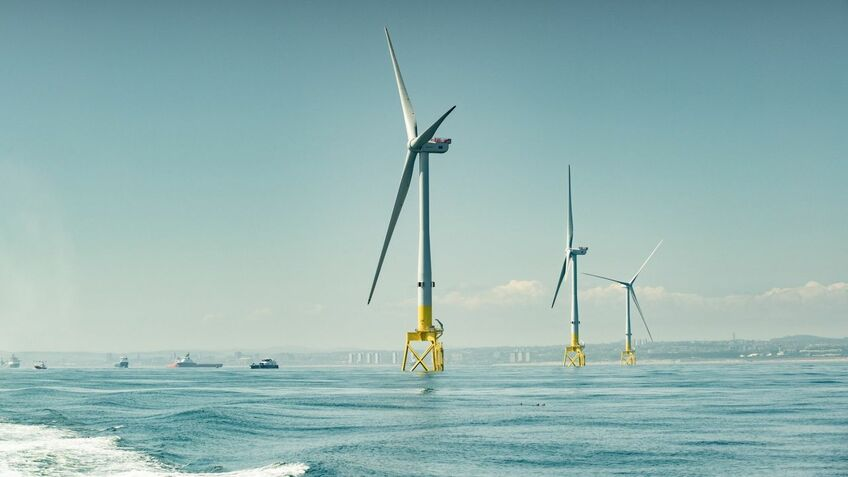 Asset support provider breaks out of oil and gas and into offshore wind
