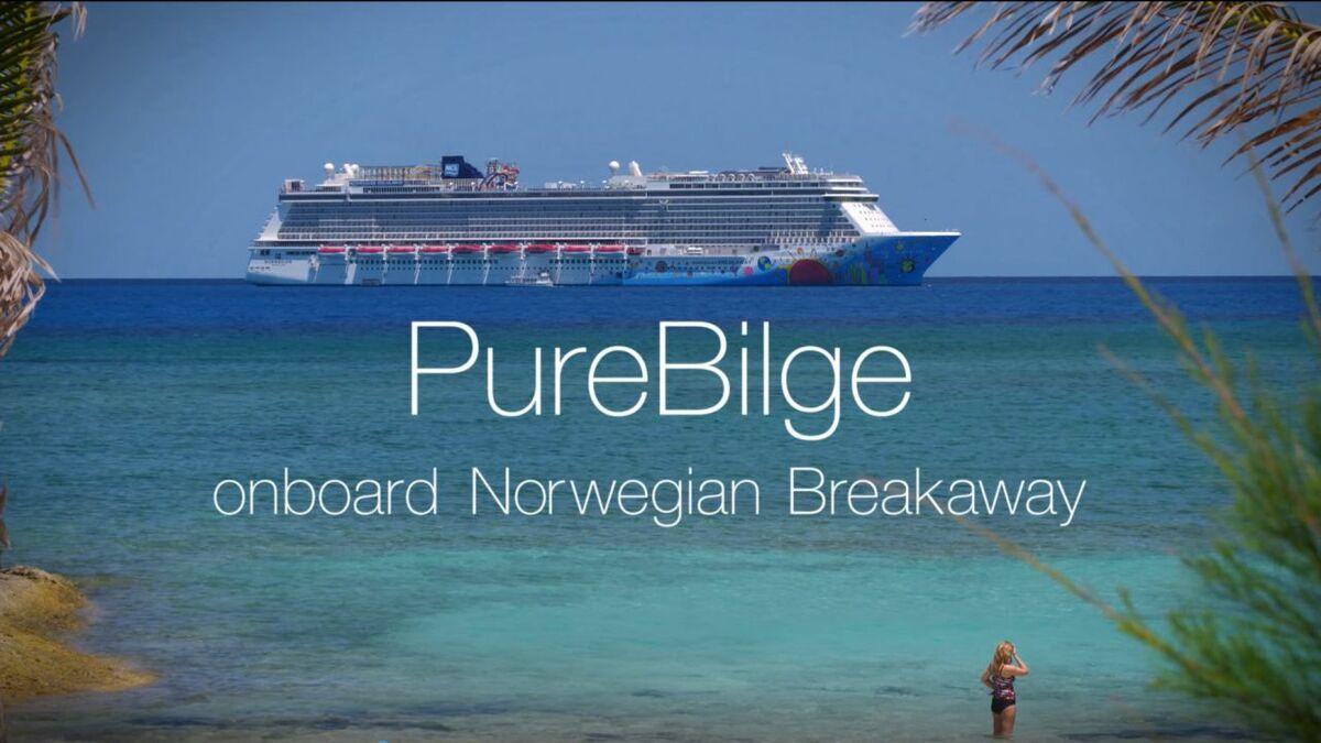 Alfa Laval PureBilge: Norwegian Cruise Line