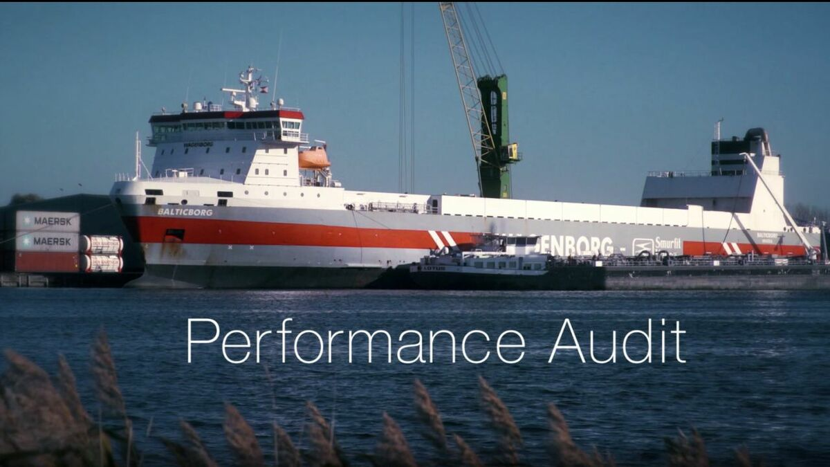 Alfa Laval: Performance audit with Wagenborg