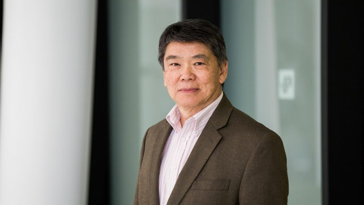 Industry leader - Hoe Wai Cheong, President - Oil & Gas, Black & Veatch