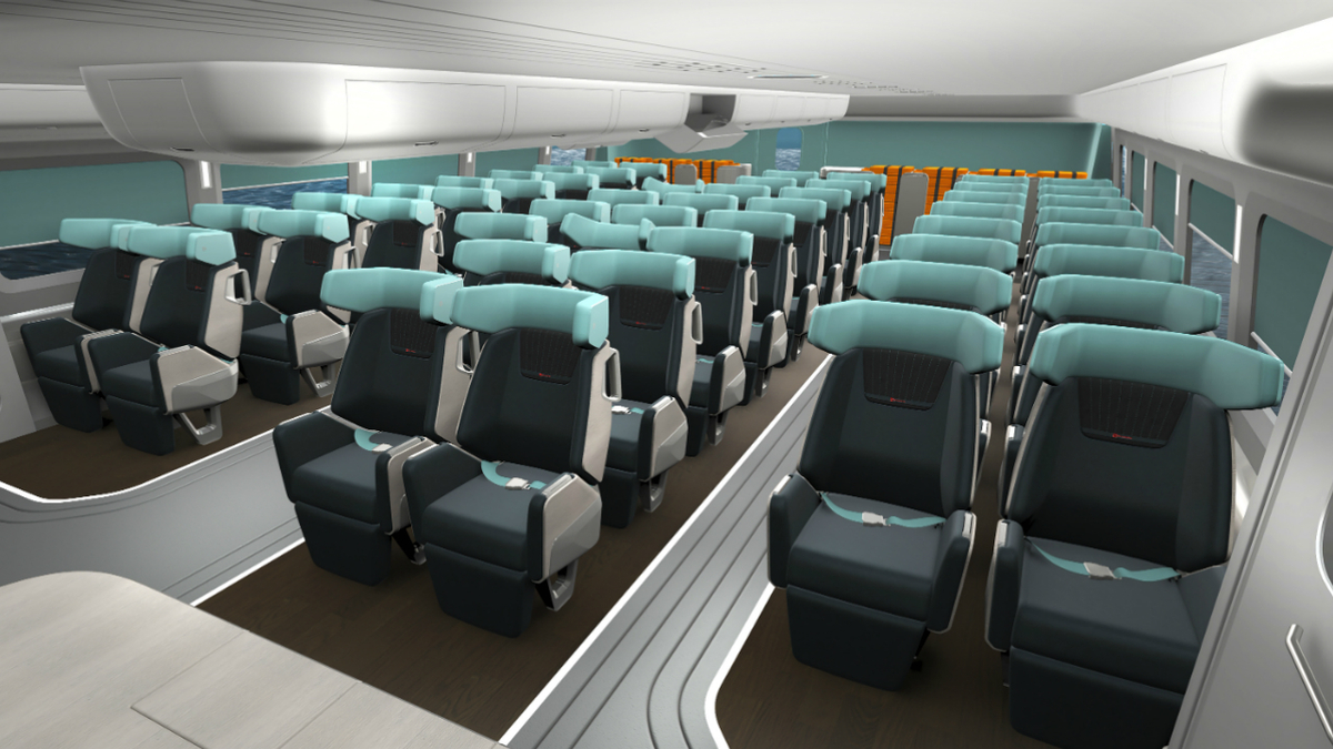 Bourbon Mobility will refit its crewboats with new cabins starting in 2020