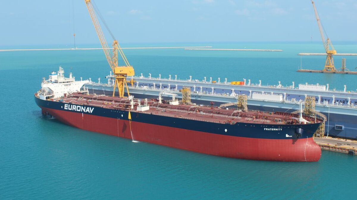 High flow rate BWMS retrofit for large tankers