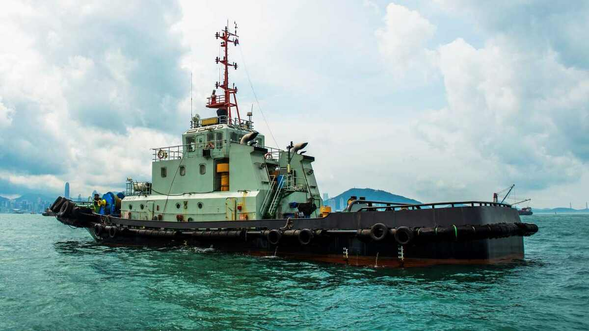 GAC operates a fleet of nine tugs and five anchor handling tugs