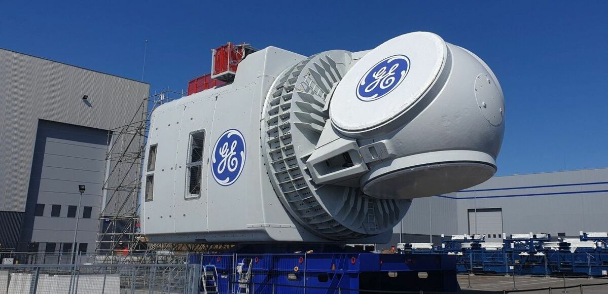 GE Renewable Energy unveils nacelle for Haliade-X