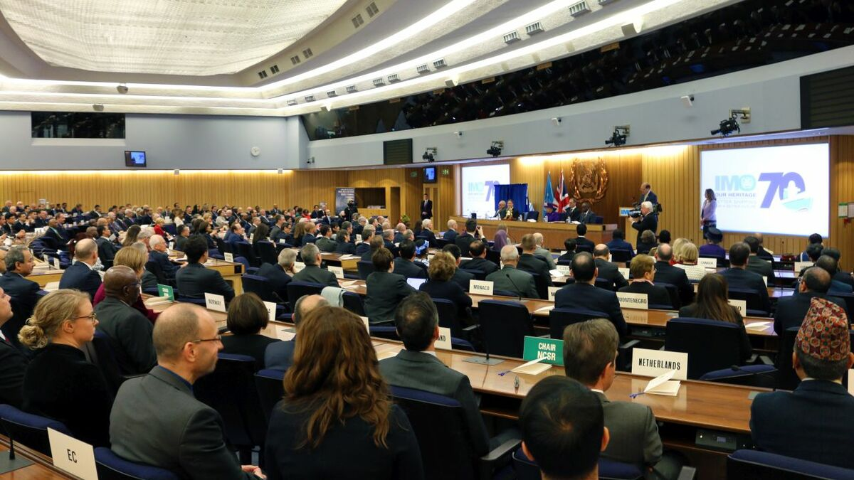 IMO is opening a symposium on IMO 2020 to the public (picture credit: IMO)
