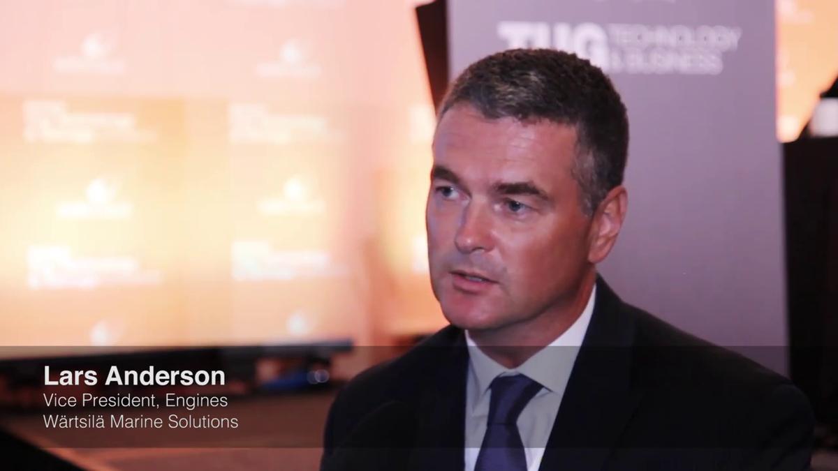 Wärtsilä boss wants Asia to embrace new technology