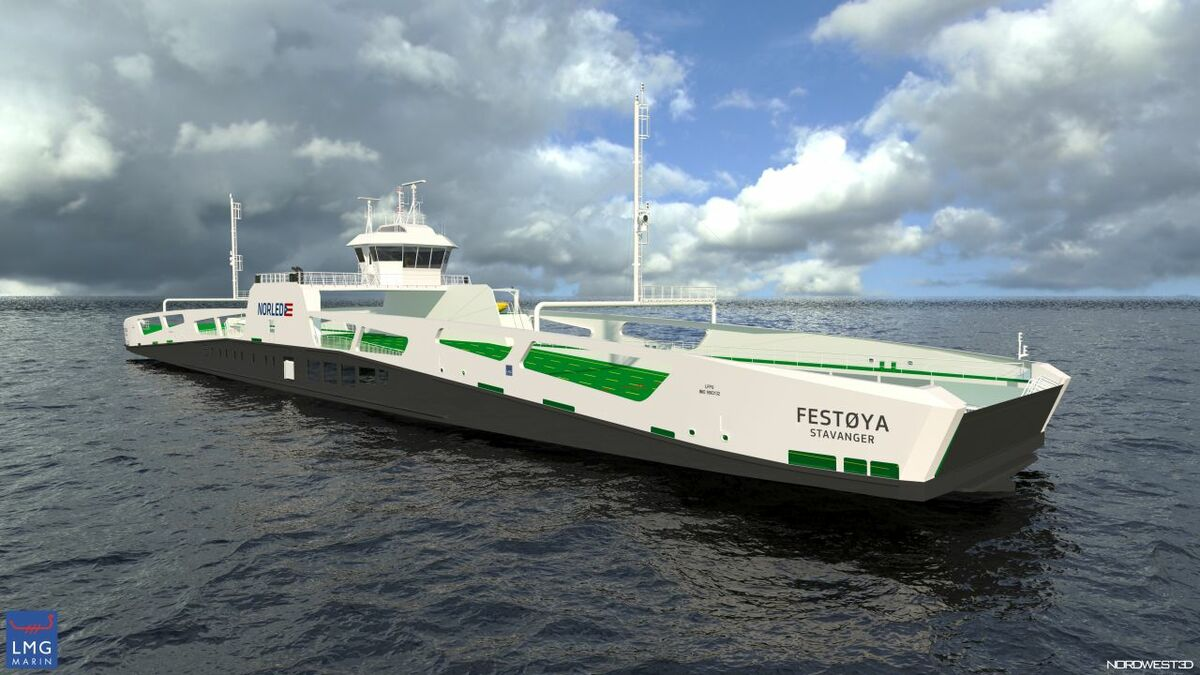 Norled: enter battery-hybrid ferry quartet