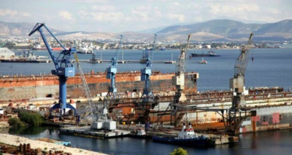 US investment bank takes stake in Greek shipyard