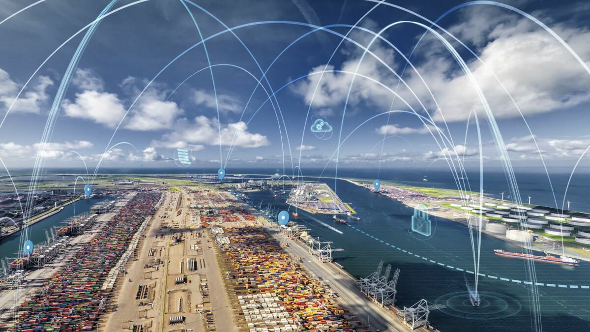 Port of Rotterdam has launched the Pronto app to improve communications between ship and shore