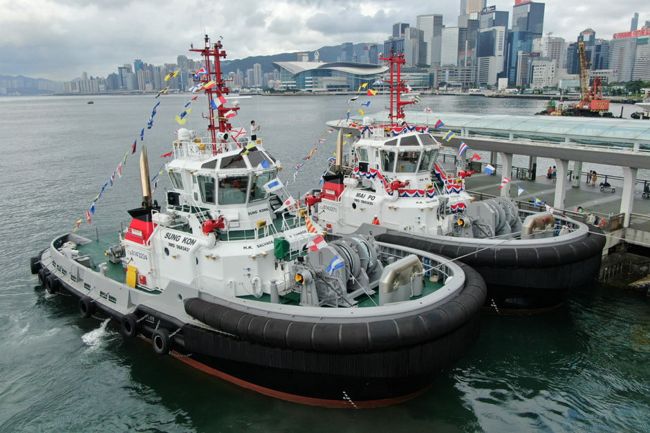 Asian shipyards ramp up tugboat output